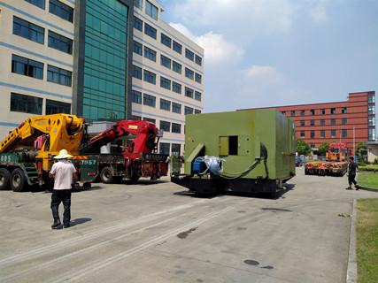 宁波高质量设备移位 上海国祥装卸搬运供应