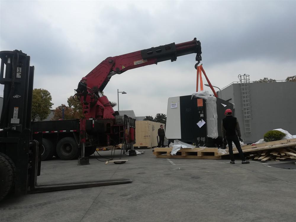 虹口区安全的设备移位怎么联系 上海国祥装卸搬运供应