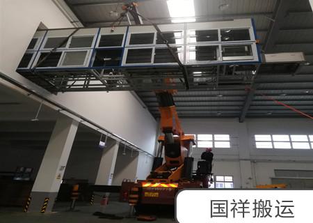长宁区大型起重吊装哪家快 上海国祥装卸搬运供应