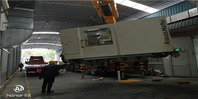奉贤区正规设备搬迁共同合作 欢迎来电 上海国祥装卸搬运供应