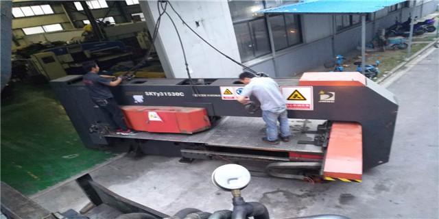 杭州大件专业机器搬迁哪里好 上海国祥装卸搬运供应