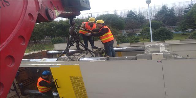 崇明区专业吊装专业机器搬迁服务至上 上海国祥装卸搬运供应