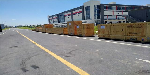 宝山区起重搬运免费咨询 上海国祥装卸搬运供应