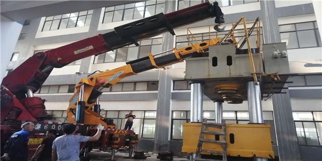 宝山区工厂吊装公司 上海国祥装卸搬运供应