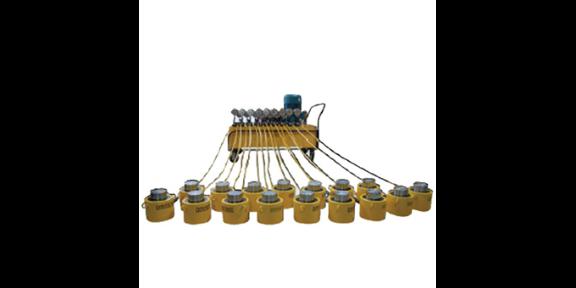 上海智能同步PLC液压千斤顶同步顶升系统厂家价格 欢迎咨询 上海海塔机械供应