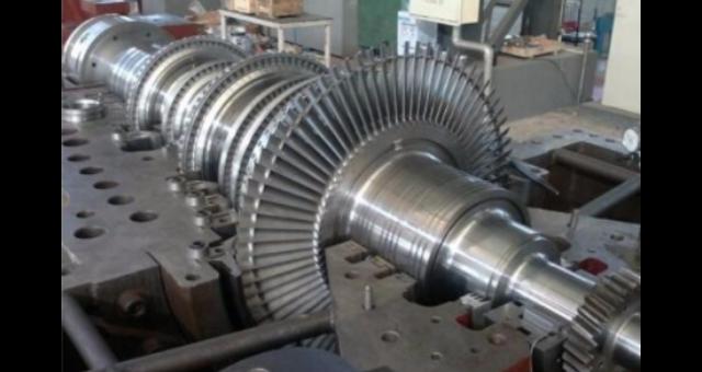 山西半速汽轮机 上海含商建设工程供应