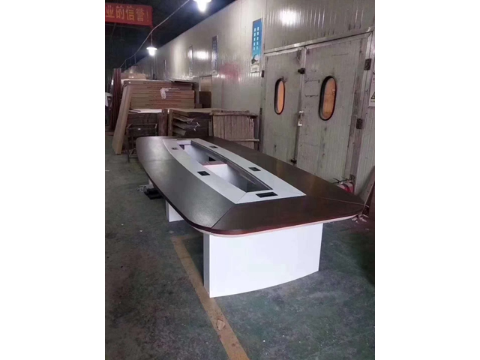 上海松江会议桌定制生产供应 办公家具厂「上海豪派办公家具供应」