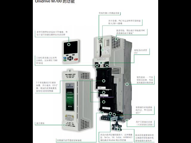 天津CT艾默生驅動器M701-03400078A價錢 來電咨詢「禾成供」