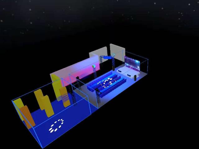 江蘇創意舞臺燈光創新 來電咨詢「上海道轅視聽設備供應」