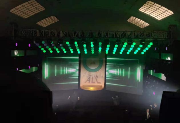 上海浦西活動LED屏幕舞臺音響