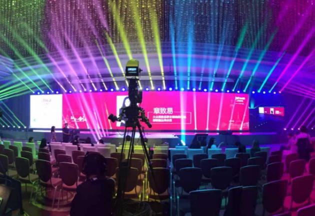 上海浦西口碑好LED屏幕視屏搭建租賃