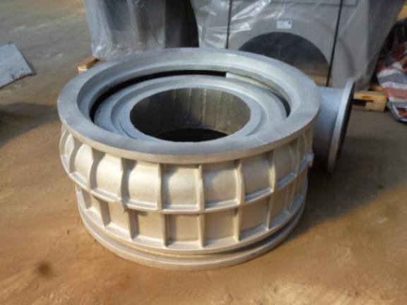 瑞安SKF轴承座生产厂 诚信互利 上海鸿达球铁铸造供应