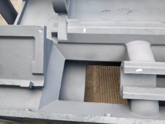东台机床铸件 欢迎来电 上海鸿达球铁铸造供应