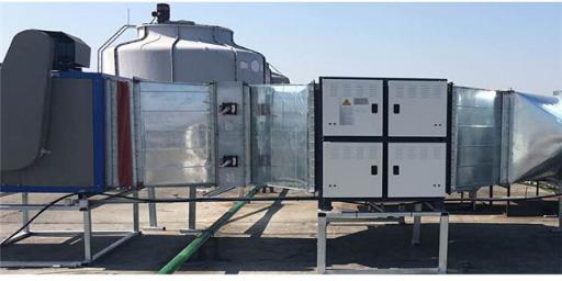 淮安工业废气油烟净化器,油烟净化器