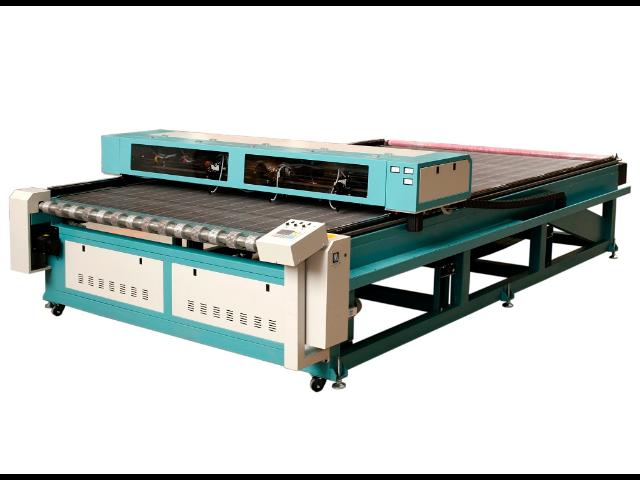 长沙毛绒玩具激光裁床切割 创造辉煌 上海虹力激光科技供应