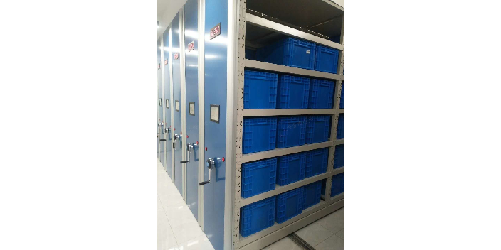 上海青浦智能档案柜密集柜价格 诚信服务「上海豪派办公家具供应」