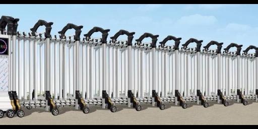 電機驅動伸縮門多少錢一個,伸縮門