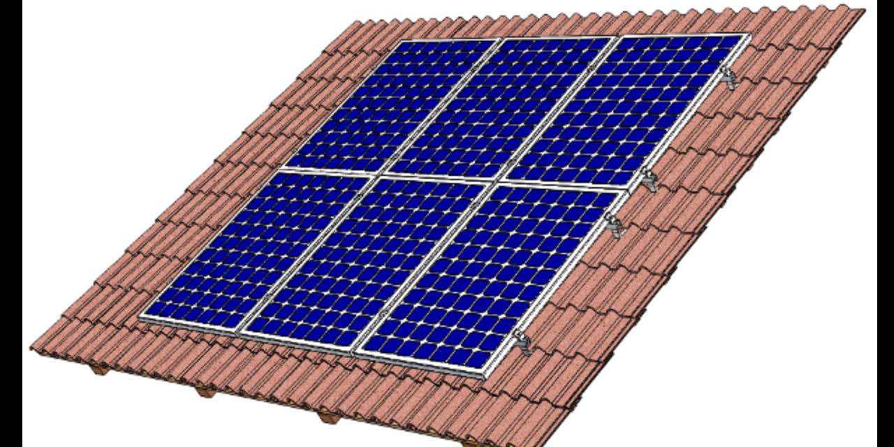 辽宁品质屋顶分布式光伏发电系统图片