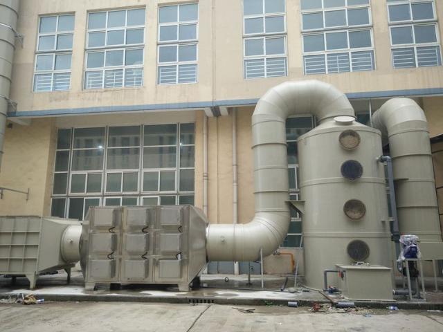 深圳油漆废气吸收设备 诚信为本 上海师洁环保科技供应