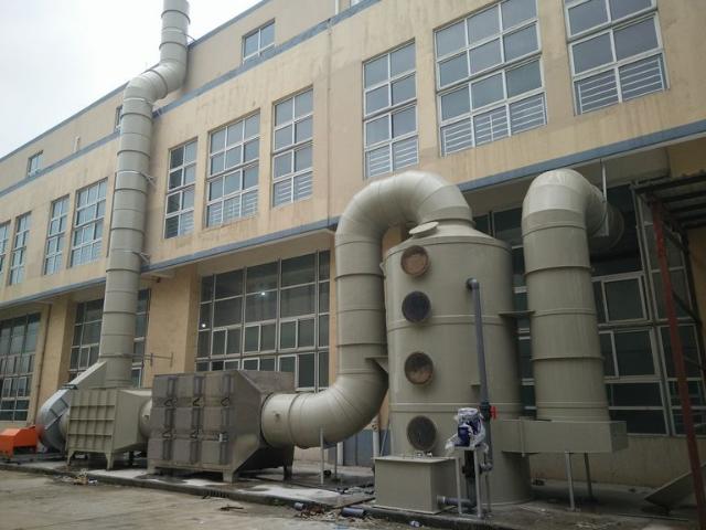 催化燃烧废气净化设备,废气处理设备