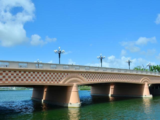 景桥梁观施工图设计