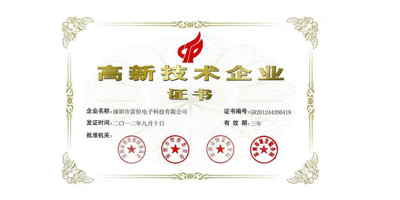 黄浦2020年高新技术项目认定,高新技术