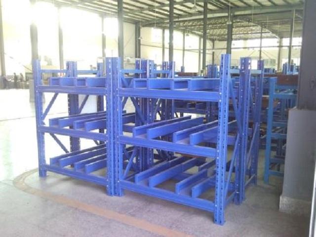 上海进口收纳架零售「上海金启货架供应」
