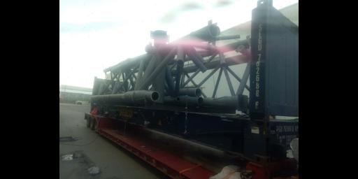 江苏特种柜发货至利特尔顿「上海久烁供应链管理供应」