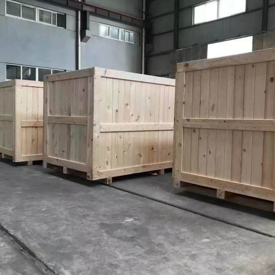 上海免熏蒸木包装箱多少钱 服务为先「上海涞溢包装供应」