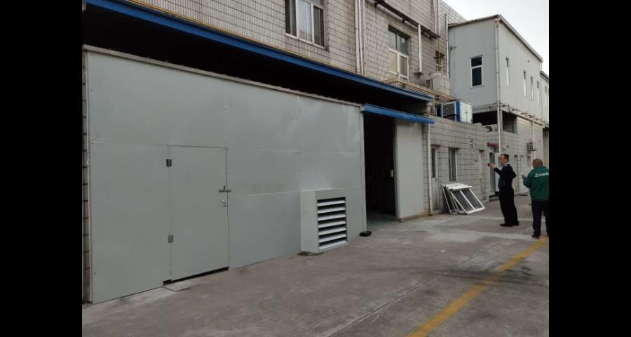 上海復合隔音板介紹 抱誠守真「上海攬貝環保工程供應」