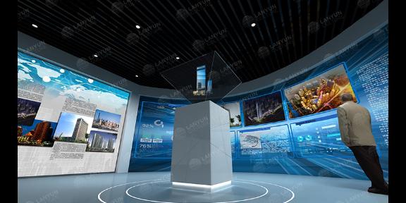 设计企业展厅设计,企业展厅