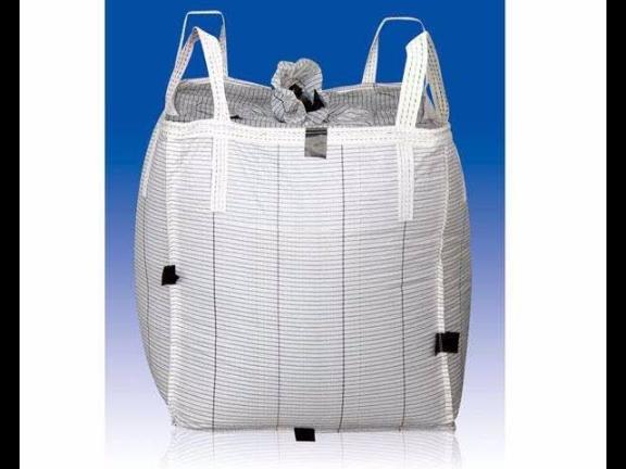 河南塑料吨袋制作 服务为先 峦彩包装制品供应