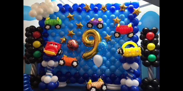 开业庆典气球设计公司 欢迎咨询「上海荔雅贸易供应」