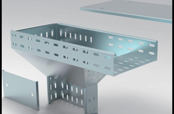 河北欧式电缆梯级桥架