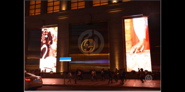 上海LED室外全彩显示屏供应商「上海蓝谱智能科技供应」