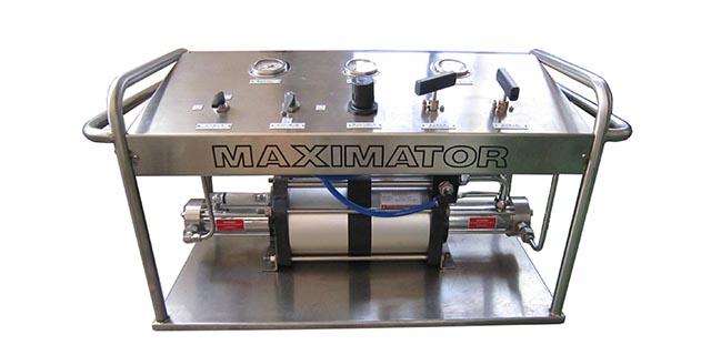 氢气增压泵有什么优点呢