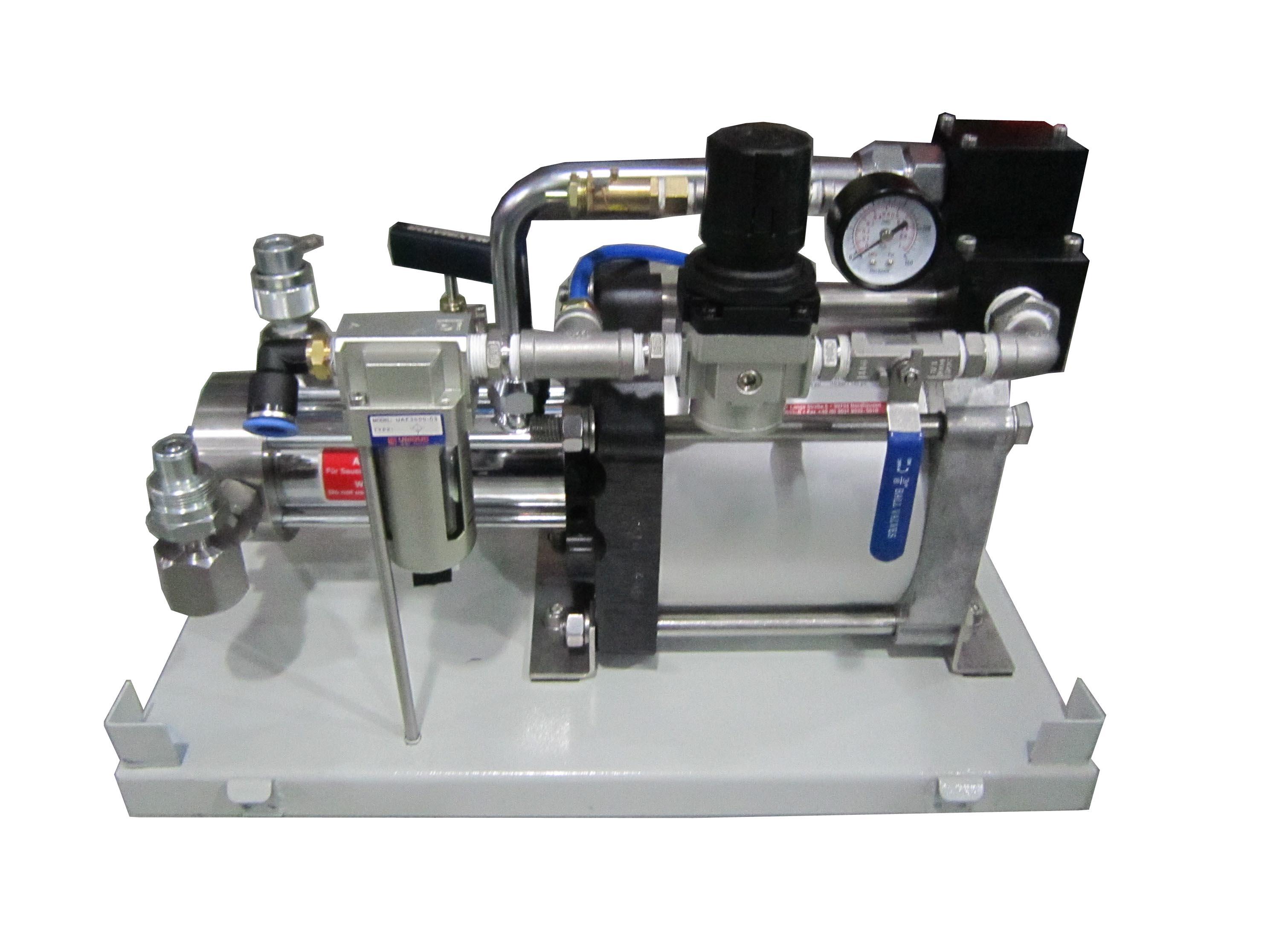 气体增压器不增压的原因是什么呢