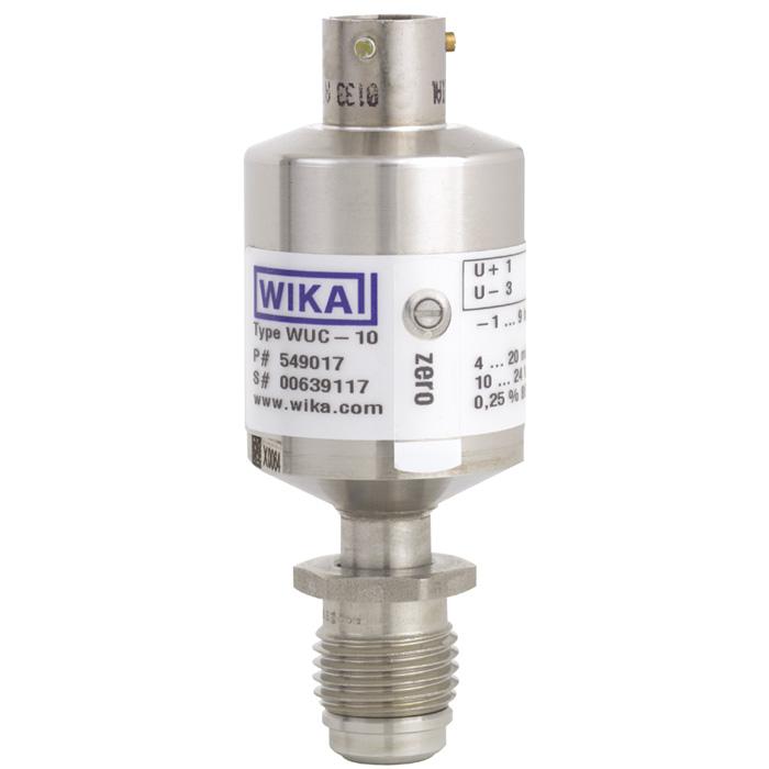提供上海市WIKA高纯压力变送器供应商批发迈倍供