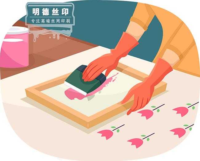 上海丝网版画定制