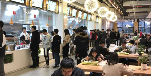 杭州職工食堂承包方案