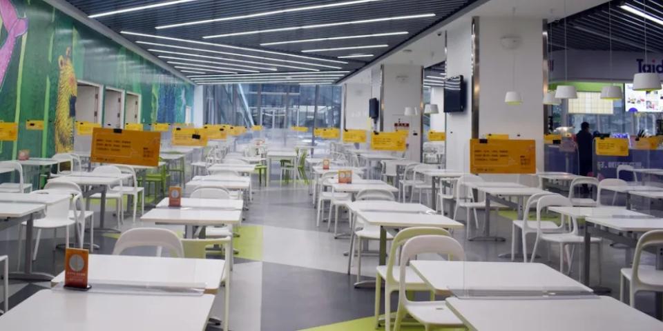 松江區專業食堂承包