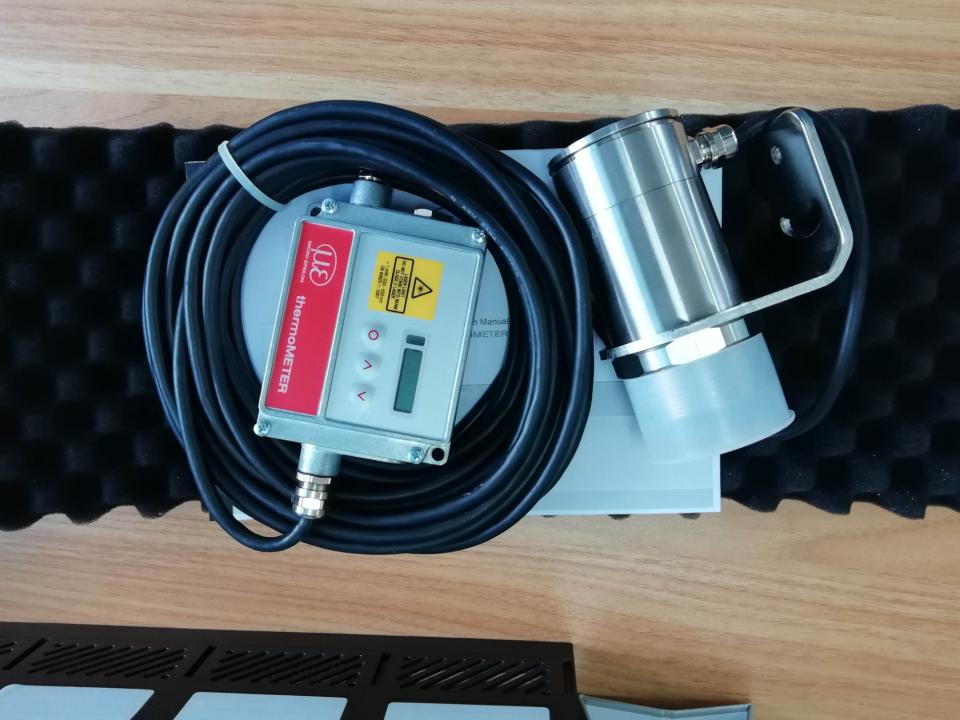 上海红外测温仪的生产企业 欢迎来电 上海诺丞仪器仪表供应