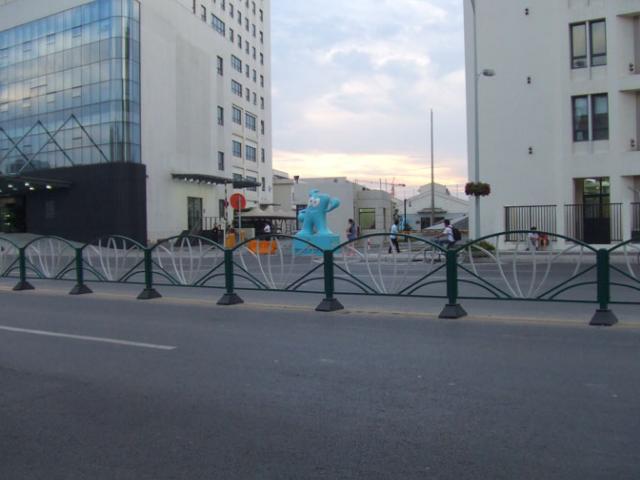 城市安全护栏供货公司 上海能运金属构件供应