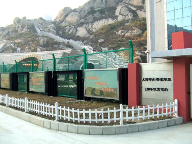 铝合金公路护栏供货商 欢迎来电 上海能运金属构件供应