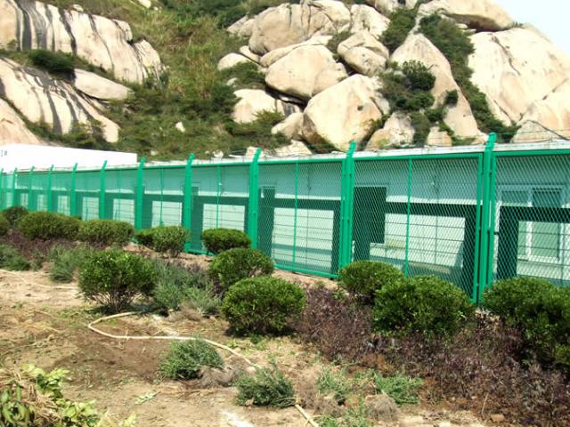 安全施工围栏供货商 客户至上 上海能运金属构件供应