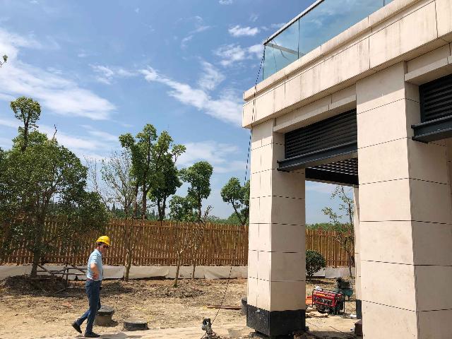 铁艺护栏锌钢栏杆供货企业 有口皆碑 上海能运金属构件供应