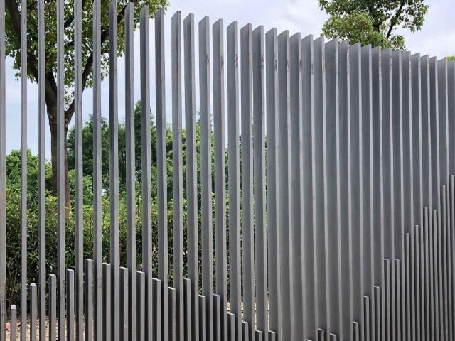 河道栏杆报价 上海能运金属构件供应