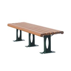 江苏长条公园椅 欢迎来电 诺盈环境科技供应