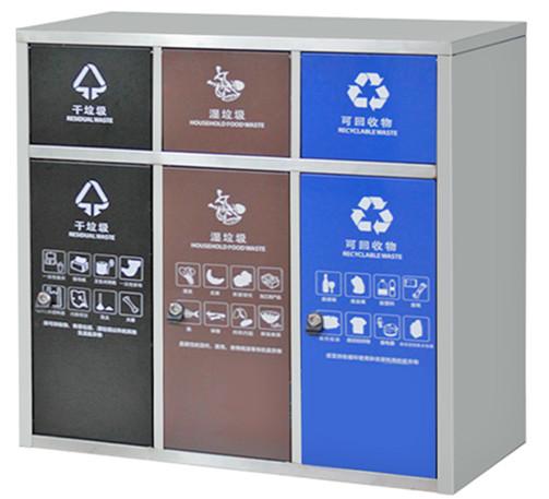 江西园林垃圾桶制造 欢迎来电 诺盈环境科技供应