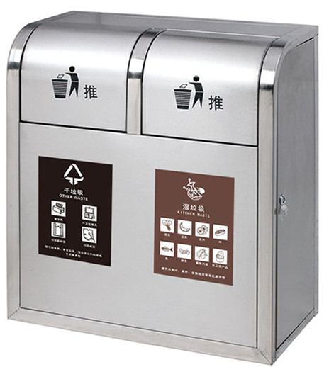 安徽翻盖垃圾箱生产工厂 欢迎来电 诺盈环境科技供应